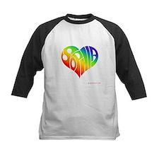 Sophia (Rainbow Heart) Tee