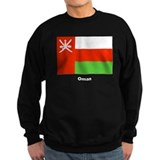Oman Flag Jumper Sweater