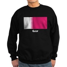 Qatar Flag Sweatshirt