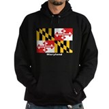 Maryland State Flag Hoody