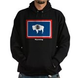 Wyoming State Flag Hoody