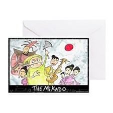The Mikado Greeting Cards (Pk of 10)