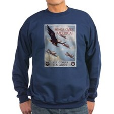Wings Over America Air Corps Sweatshirt