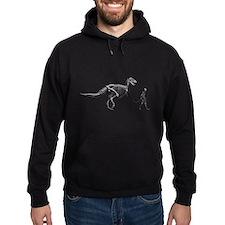 Dinosaur Walk Hoodie