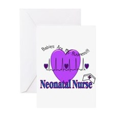 Neonatal/NICU Nurse Greeting Card
