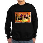 Los Angeles California Greeti Sweatshirt (dark)