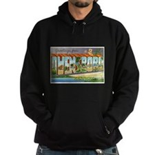 Owensboro Kentucky Greetings Hoodie
