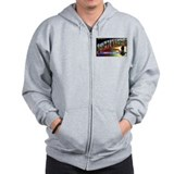 Punxsutawney Pennsylvania Gro Zip Hoody