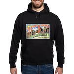 Rapid City South Dakota Greet Hoodie (dark)