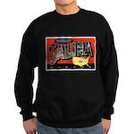 Salina Kansas Greetings Sweatshirt (dark)