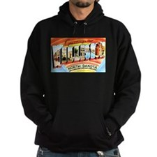 Williston North Dakota Greeti Hoodie