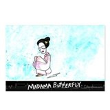Madama butterfly Postcards