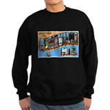 Asheville North Carolina Gree Sweatshirt