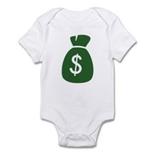 Money Bag Onesie