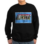Augusta Georgia Greetings Sweatshirt (dark)
