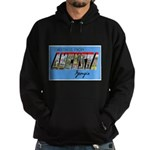 Augusta Georgia Greetings Hoodie (dark)