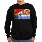 Beaufort South Carolina Greet Sweatshirt (dark)