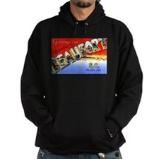 Beaufort South Carolina Greet Hoodie