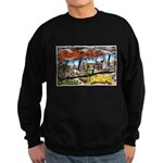 Caldwell Idaho Greetings Sweatshirt (dark)