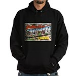 Caldwell Idaho Greetings Hoodie (dark)