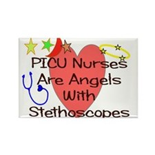 Pediatrics/PICU Rectangle Magnet (100 pack)