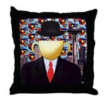 MR.COFFEE Throw Pillow