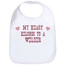 Belongs to Welder Bib