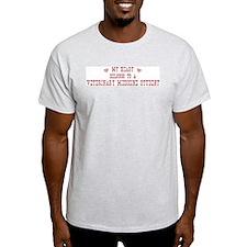 Belongs to Veterinary Medicin T-Shirt