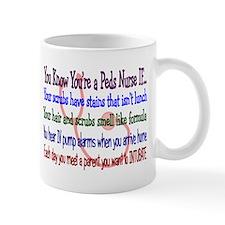 More PEDS Nurse Mug