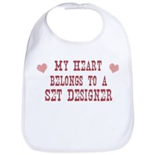 Belongs to Set Designer Bib