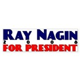 Ray Nagin for President 2008 Bumper Bumper Sticker