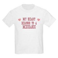 Belongs to Mechanic T-Shirt