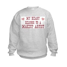 Belongs to Makeup Artist Sweatshirt