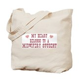 Belongs to Midwifery Student Tote Bag
