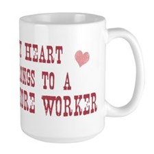 Belongs to Longshore Worker Mug