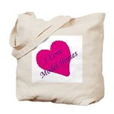 Big Heart Tote Bag