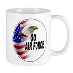 Go Air Force Mug