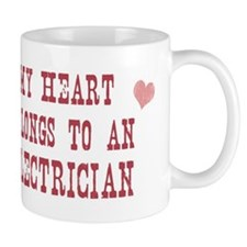 Belongs to Electrician Mug