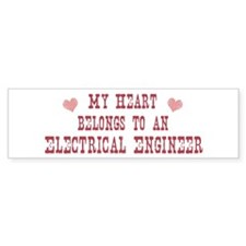 Belongs to Electrical Enginee Bumper Sticker
