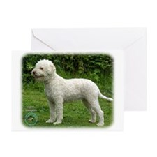 Lagotto Romagnollo 9M047D-14 Greeting Cards (Pk of