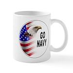 Go Navy Mug