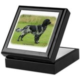 Large Munsterlander 9W020D-031 Keepsake Box