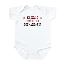Belongs to Dermatologist Infant Bodysuit