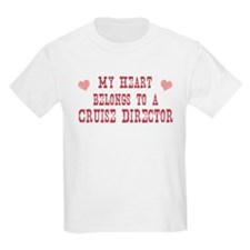 Belongs to Cruise Director T-Shirt