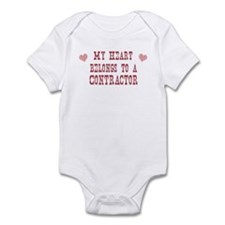 Belongs to Contractor Infant Bodysuit