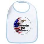 Remember Our Veterans Bib