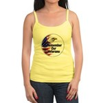Remember Our Veterans Jr. Spaghetti Tank