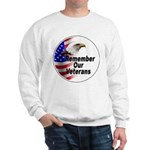 Remember Our Veterans Sweatshirt