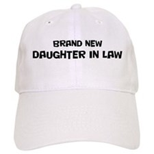 Brand New Daughter In Law Baseball Cap