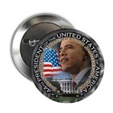 44th President - 2.25&amp;quot; Button